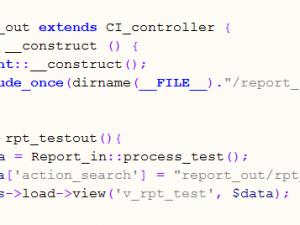 Codeigniter กับการสร้างรายงานเดียว ที่สามารถเข้าถึงได้ทั้งแบบล็อกอินผ่านระบบ และแบบไม่ต้องล็อกอิน