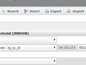 วิธีตั้งค่า และลบ FOREIGN KEY โดยใช้ SQL query