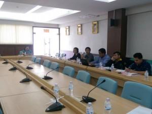 การประชุมปรึกษาหารือการจัดทำ TOR การพัฒนาระบบสารสนเทศปี 2559