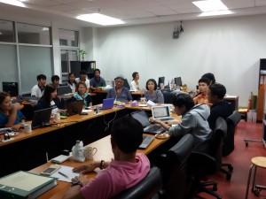 ประชุมกำกับ ติดตาม ตรวจสอบ งานดูแลบำรุงรักษาระบบสารสนเทศ และระบบเครื่องแม่ข่ายคอมพิวเตอร์ และปรับปรุงแก้ไขซอฟต์แวร์ ระบบสารสนเทศ ของวิทยาลัยการสาธารณสุขสิรินธร จังหวัดขอนแก่น ครั้งที่ 3/2559